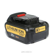 great power Li-thium battery 20V 3Ah for dewalt,batteries battery for all types of dewalt garden tools