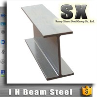 ss400 hot rolled iron carbon structural mild steel h beam h-beam