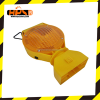 Hot New Products LED Solar Signal Light for Traffic Control