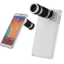 Big Sales 8 X Optical Zoom Macro Lens Phone Telescope Camera Lens with Case Cover Kit for Samsung Note3 Photography Accessory