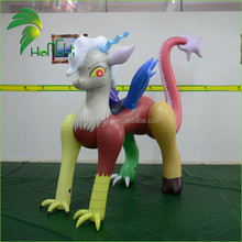 Colorful Mascot Dragon/Giant Customized Inflatable Dragon Toy/PVC Inflatable Animal Cartoon For Sale