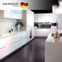 German Pool Kitchen Cabinetry - Custom Colour Cabinet GP09