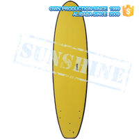 Durable XPE Soft Board Designs for Surf School for Surf Leaner