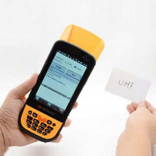 GPS GPRS Wifi Wireless Handheld PDA Pos Terminal android pda 3505 data terminal with thermal printer NFC