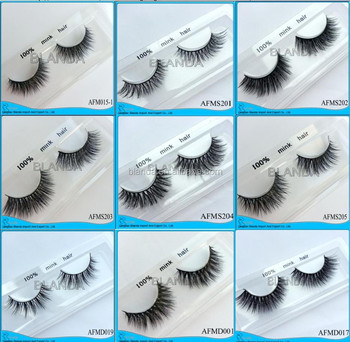 2016 latest fashion high quality mink eyelashes real mink eyelashes custom label eyelashes