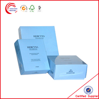 Luxury Different size paper gift box wholesale