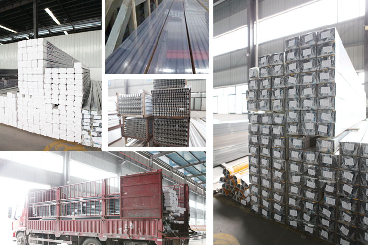customized aluminium 7075 t6 for large quantity