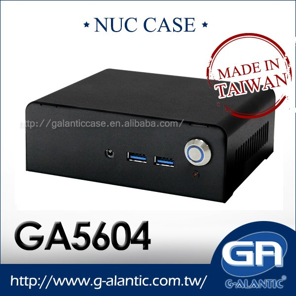 GA5604 - latest mini fanless pc laptop computer nuc mini computer