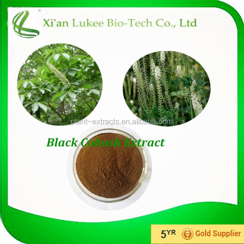 Sex Product for Women Cimicifuga Racemosa Powder/Black Cohosh Extract Triterpene glycosides