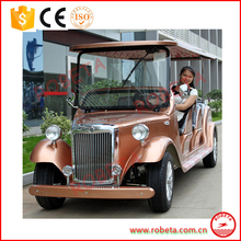 Wholesale 8 seater electric classic car with CE certification