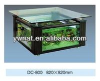 High quality Acrylic Tea-Table Aquarium Glass Fish Tank