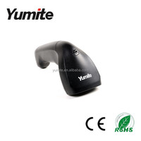 Yumite china wired Cheap barcode gun/scanner laser scanner real factory