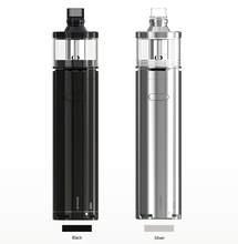 WISMEC Vicino D30 Dia 30mm Starter Kit Dual Circuit Protection Black/Silver 5-60W Electronic cigarette