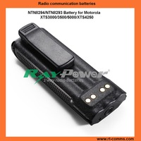 Intercom ni-mh battery for Motorola two way radio XTS3000 XTS3500 XTS5000