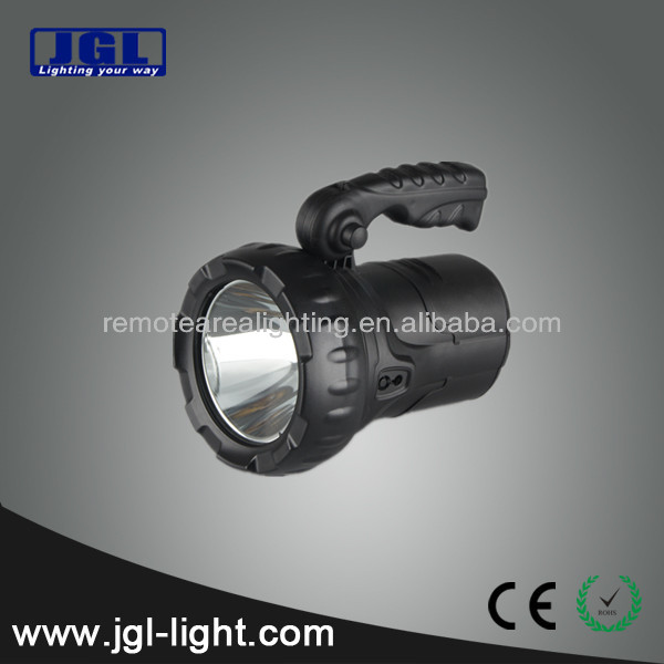 Rechargeable JG-601E/602E emergency tool hand held search light