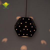 Lighting High Ceiling Home Fixture Funky Pendant Light