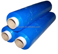 High Quality hot blue plastic wrapping film