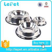 2015 hot sale dog bowl stainless steel dog bowl and feeders large dog feeder