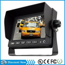 "Super-5"" Automotive LCD Display with Light Sensor"