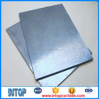 Samples Available Reliable Quality Low price tungsten carbide square plate