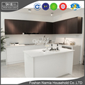 free used modern style kitchen furniture wooden ghana kitchen cabinet