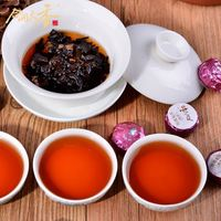 top quality pu'er tea yunnan healthy for body slimming