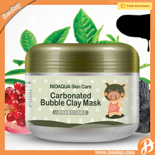 Bioaqua Skin Care Carbonated Bubble Oxygen Clay Mud Mask