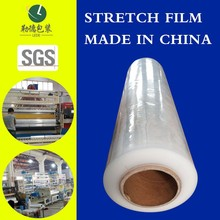 10% off biodegradable plastic film shrink/stretch film pe film rolls