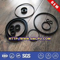 High temperature rubber string
