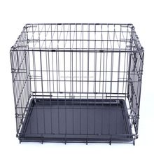 Large Pet Cage Stainless Steel Mesh Dog Cage