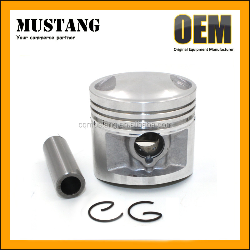 125cc 150cc 180cc 200cc 250cc Cylinder Block Piston For Motorbike