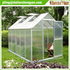 100 Polycarbonate Greenhouse
