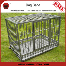 Competitive Price Commercial Heavy Duty Large Steel Pet Cages For Dog