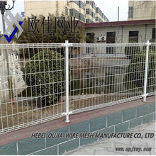 China Anping factory direct sales stainless steel double circle fencing