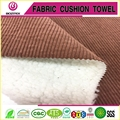 China high quality berber fleece composite fabric for upholstery