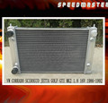 All Aluminum Radiator for VW Golf Mk2 86-92 1.8i 16v