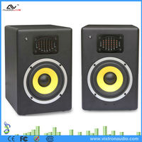 High Sound Quality Professional Active Studio Monitor Home Use Bookshelf Portable Bluetooth Speaker