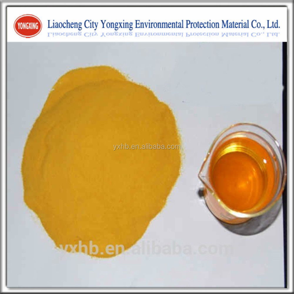 Poly aluminium Chloride for water treatment