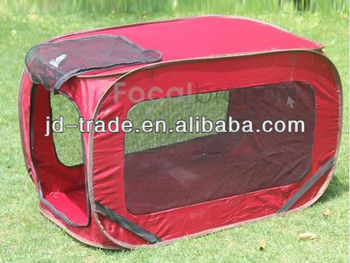 Summer Portable Folding Anti-mosquito Waterproof Outdoor Pet Dog Cat Tent