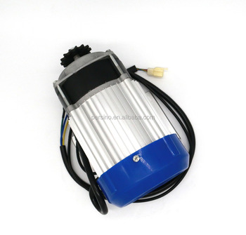 24v 350w brushless electric dc motor
