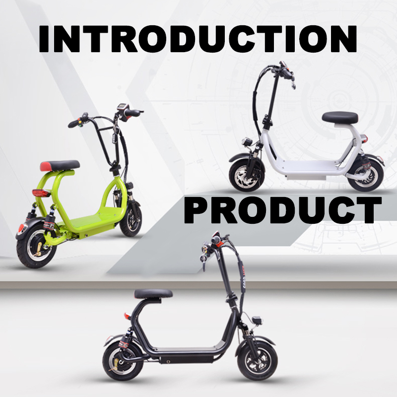 Wholesale Mini Electric Scooter Foldable Scooter for Adult