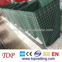 MIL 1 - MIL 10 Hesco Barriers Sand Wall