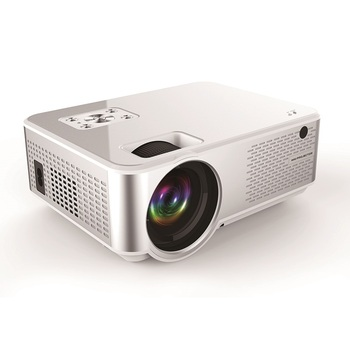 Cheerlux Home Theater Projector with Android system  Multimedia  720P Support 1080P Wireless Portable Proyector Hifi Speaker