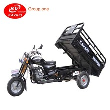 KAVAKI 200CC Air Cooled Gasoline Cargo/three wheel cargo tricycle for sale in philippines