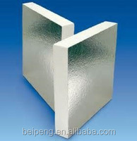 2400*1200*100mm PU Rigid Insulation Polyurethane Foam Board