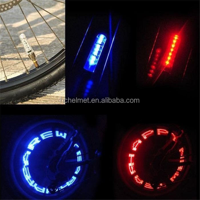 2015 RIGWARL Mini Led Bike Light, Led Decorative Bike Light, Mini Led Cycling Tire Light