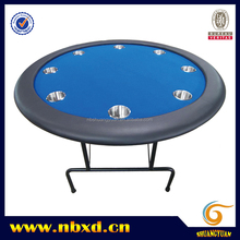 52Inched Round Poker Table with Iron Leg