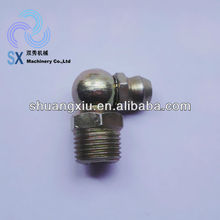 supply car care products grease fitting 1/8-28 90degree used for automobile
