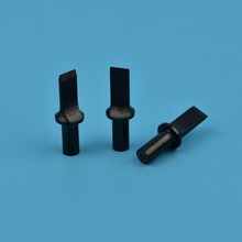 Industry Yttria stabilized zirconia ceramic nozzle for laser cutting head with high quality