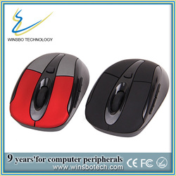 2.4G USB 6D Optical Wireless Mouse/Mfga Mouse/Gaming Mouse